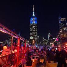 Ce sa vezi in New York - Rooftop Bar