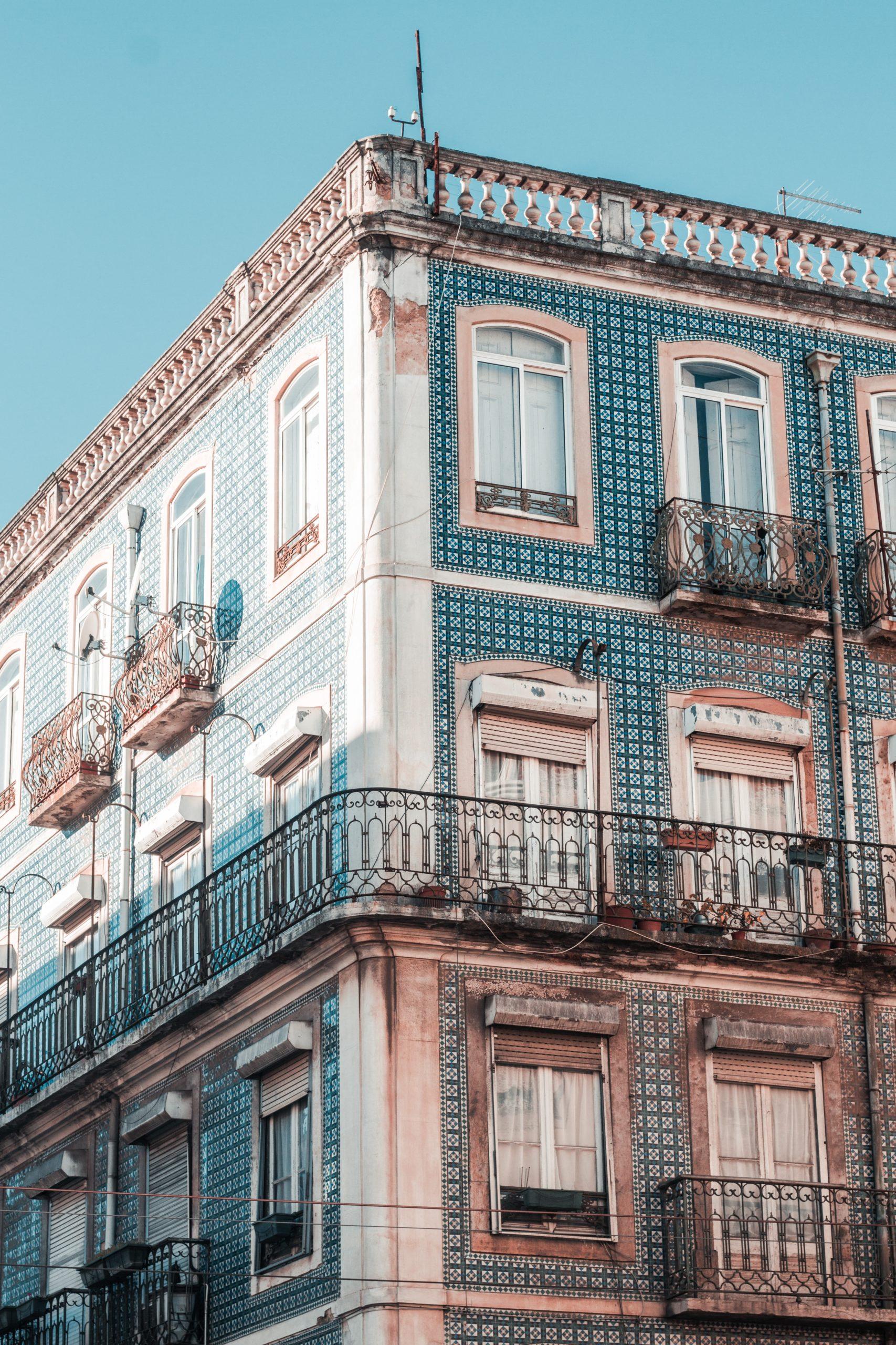 Top10 obiective si experiente in Lisabona - azulejos